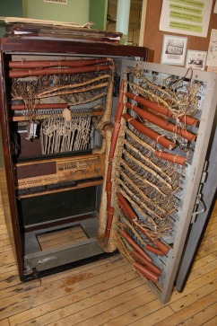 LIberty Coach switchboard