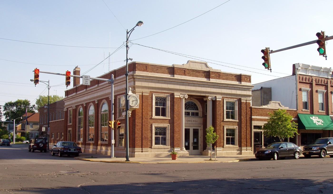 Bremen town hall, 2005