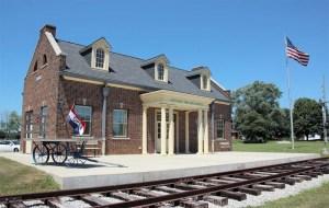 Bremen Historic Depot - 2015