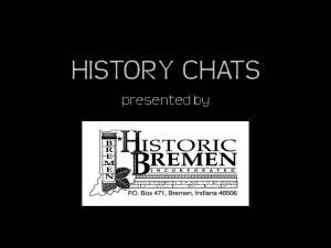 History Chats logo
