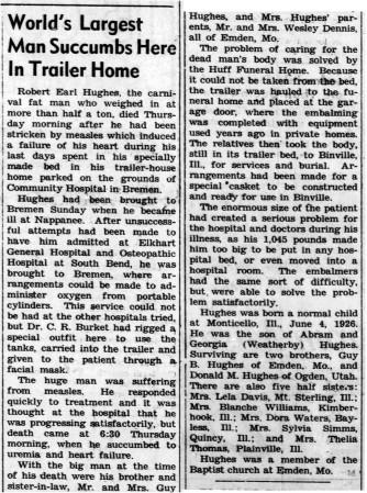 Hughes - fattest man dies - Enquirer_Thu__Jul_17__1958_