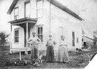 Ralph Pearl Angeline house