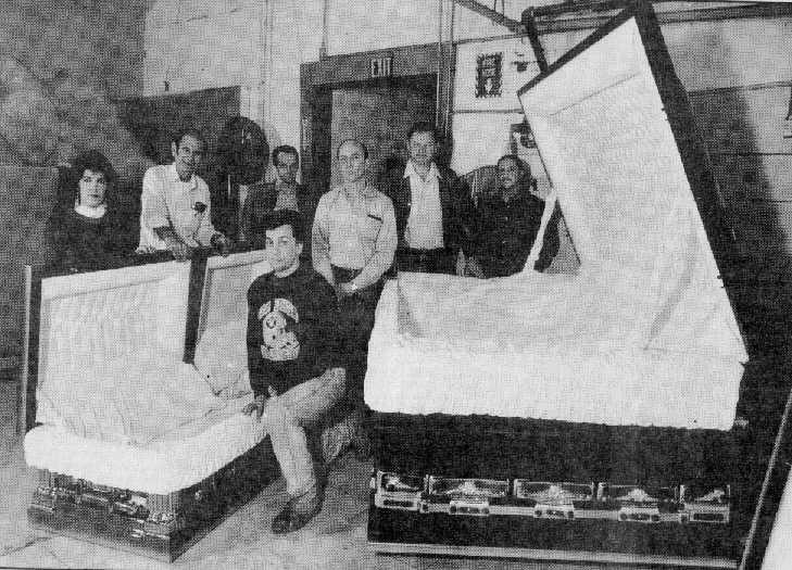 REH casket