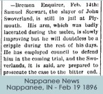 Swoverland killer - 1896