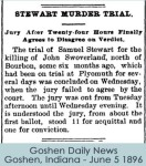 Swoverland trial - 1896
