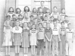 Bremen 1945 6th grade - class of 51 - key