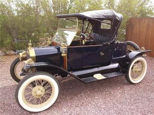 1913 Ford Runabout