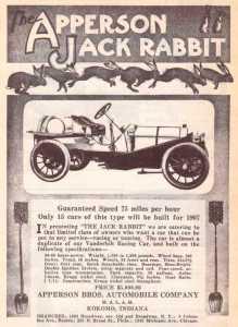 Apperson Jackrabbit 1907