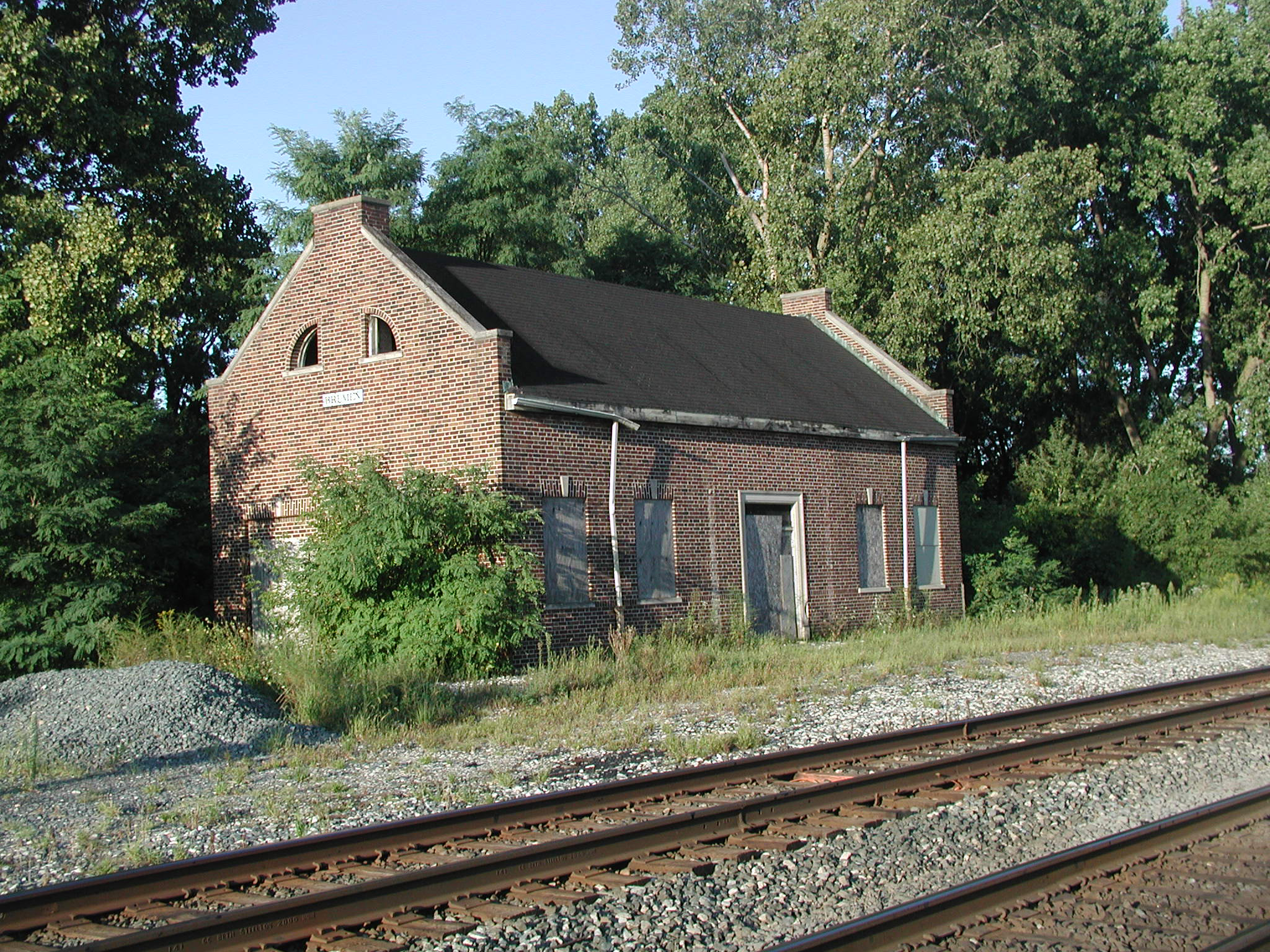 Historic Bo Train Depot Historic Bremen