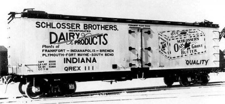 Schlosser Bros dairy
