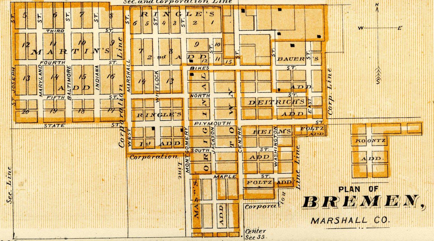 Bremen 1876