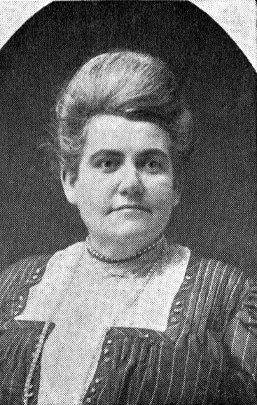 Dr Flora W Smith - 1908