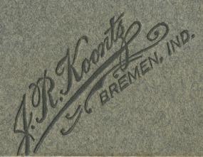 John Ray Koontz logo