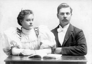 Ida and Charles Martin