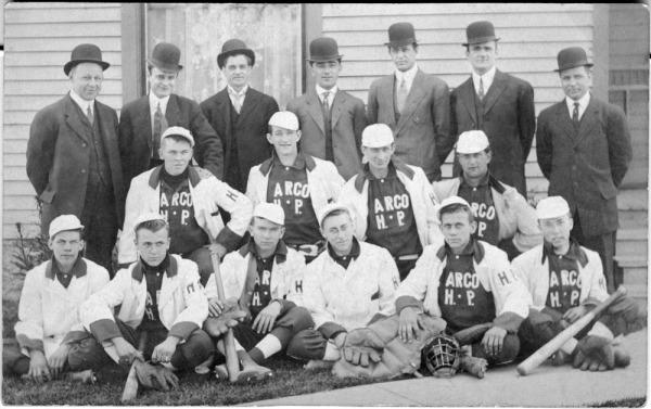 Arcos baseball - c1910