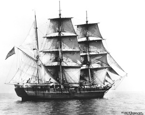 bark Charles W Morgan