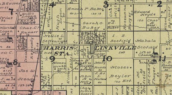 Linkville - 1908