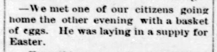 egg hunt prep - Enquirer_Sat__Apr_24__1886_