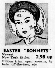 Federated Store Easter clothes - Enquirer_Thu__Mar_27__1947_