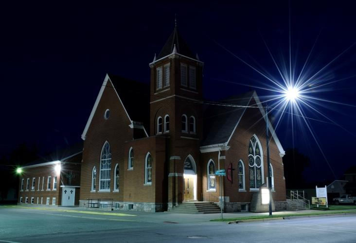 Salem Church - 2015 - Keith Board