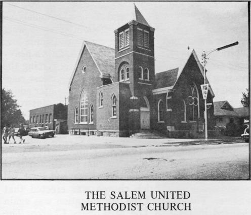 Salem Church - 1971