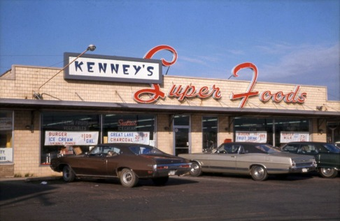 1970s Kenny's Super Foods