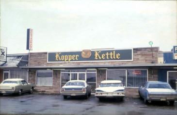1970s Kopper Kettle
