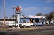 1970s Marathon Station