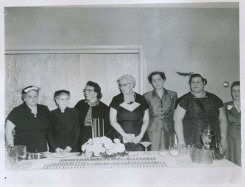 Home ec club - 1956